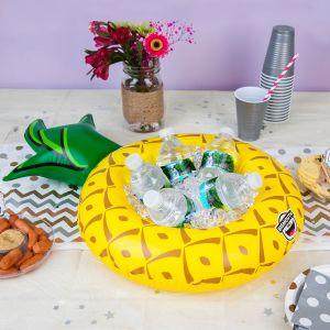 Mini Bar Gonfiabile Ananas