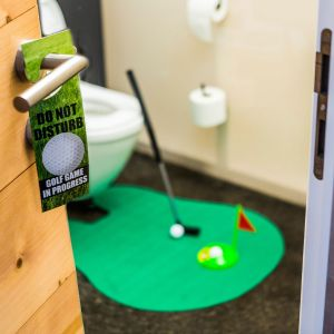 Set da golf da bagno