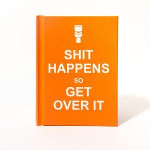 Libro Shit Happens, Get Over It