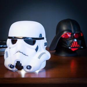 Lampada Casco Star Wars