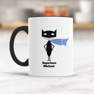 Superhero – tazze personalizzate Lui & Lei