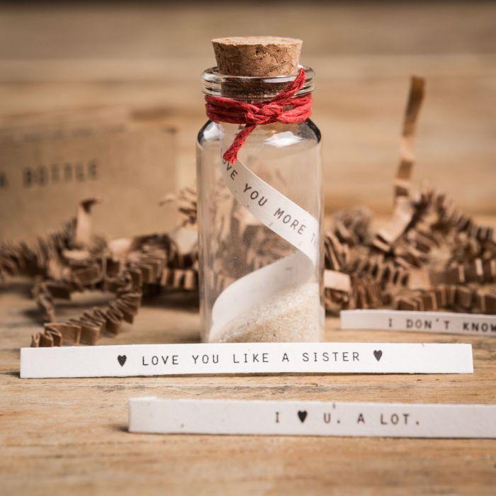 Sets Messaggio In Bottiglia
