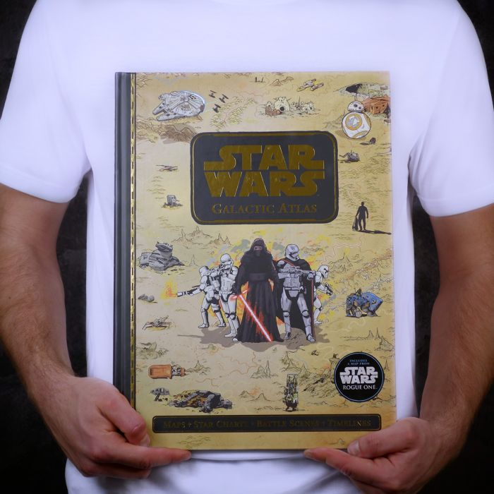 Star Wars Galactic Atlas – L'atlante definitivo di Star Wars