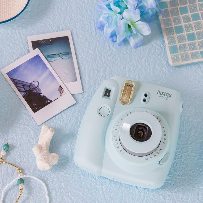 polaroid instax mini 9 ricariche  Fuji Instax Mini 9 - macchina fotografica istantanea   Troppotogo
