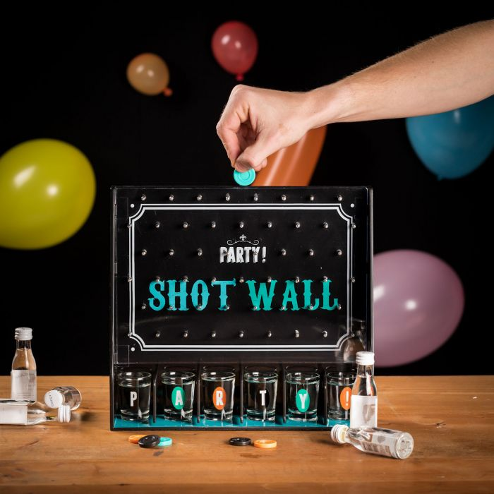 Gioco per Drink Shot Wall