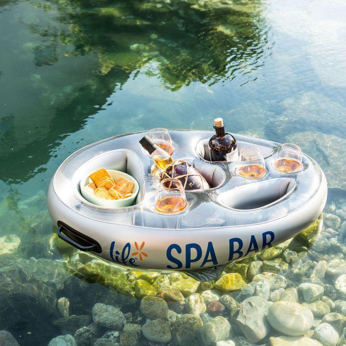 bar gonfiabile per spa e piscine troppotogo. Black Bedroom Furniture Sets. Home Design Ideas