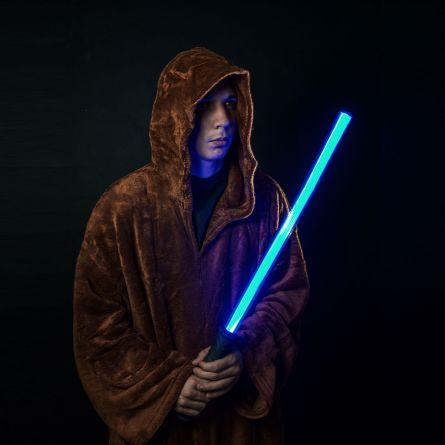 Spada Laser dei Jedi Con Effetti Speciali