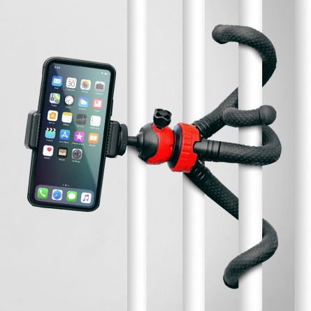 Supporto Octopus per Smartphone e Fotocamera