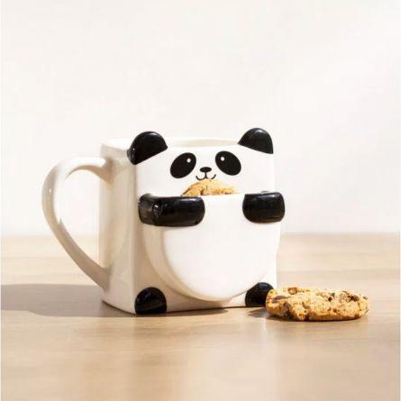 Tazza Panda Biscotto