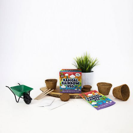 Kit per Verdure Arcobaleno