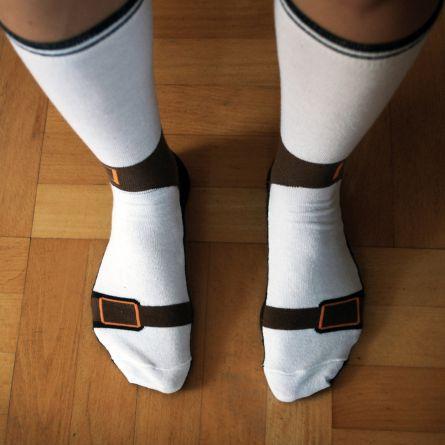 Calzini A Forma Di Sandali