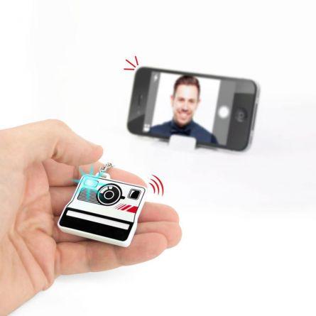 Telecomando Bluetooth per selfie - Selfieme