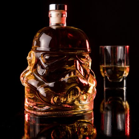 Decanter Stormtrooper – design originale