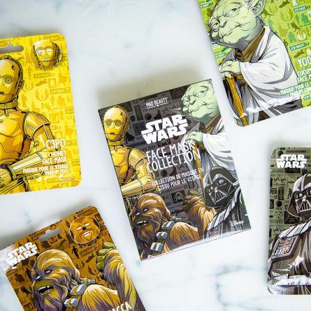 Set Star Wars con 4 Maschere per il Viso