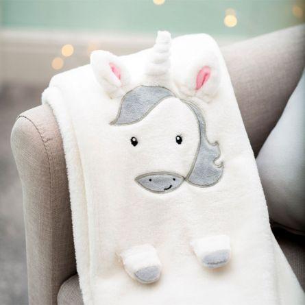 Coperta Unicorno per Bambini