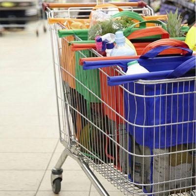 La multi-borsa per il carrello della spesa