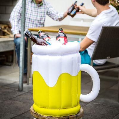 Accessori Piscina - Porta Birra Gonfiabile