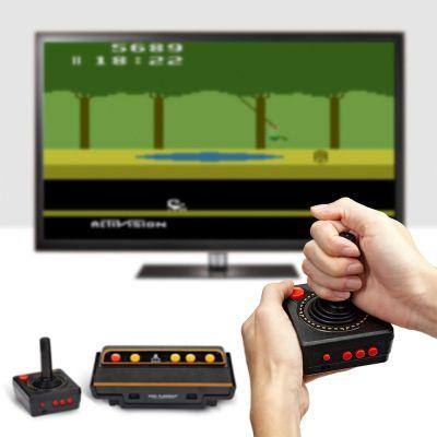 Computer e USB - Consolle videogioco retrò Atari flashback