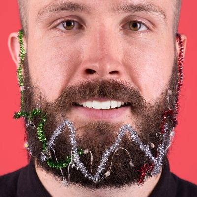 Addobbi Natalizi - Luci Natalizie per Barba