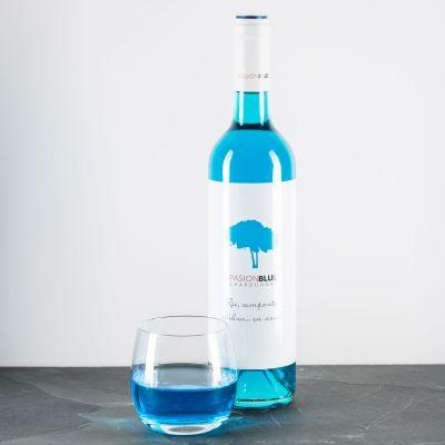 Regali per un Amico o per il Fidanzato - Chardonnay in Blau