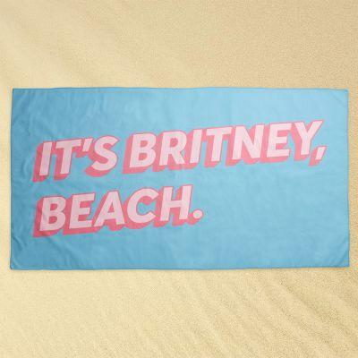 Accessori Piscina - Telo Mare Britney Beach