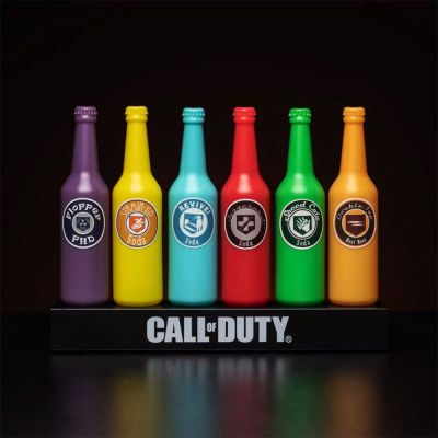 Lampada Call Of Duty Six Pack