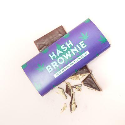 Cioccolati esclusivi - Cioccolato Biscotto di Canapa