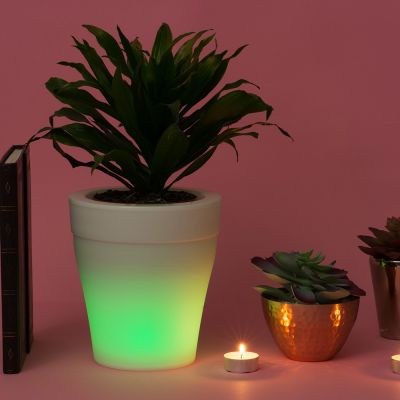 Gadgets per la casa - Vaso da Fiori luminoso e Cangiante