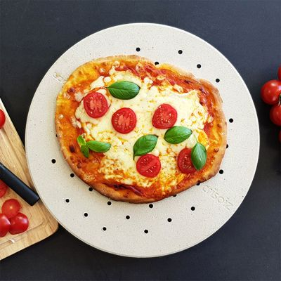 Cucina & Grill - Pietra Per Pizza Crispiz