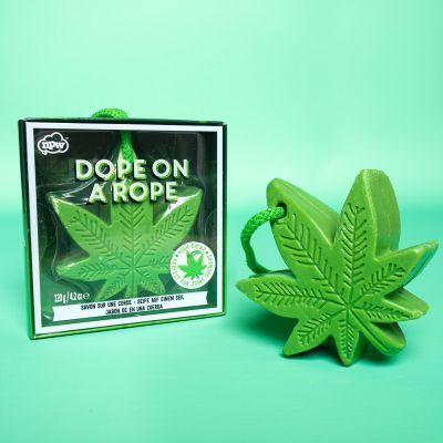 Bagno & Relax - Sapone Foglia di Cannabis