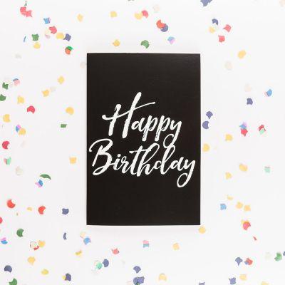 Regali 18 anni - Biglietto di Compleanno Forever