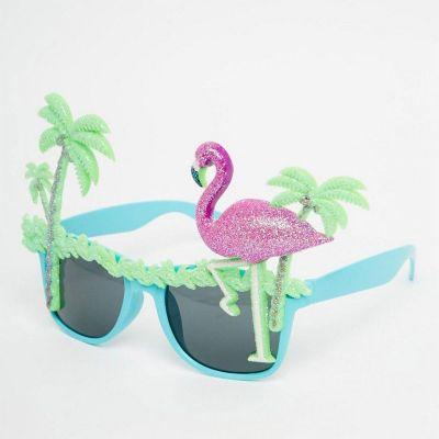 Abbigliamento & Accessori - Occhiali da Sole Fenicottero con Palme