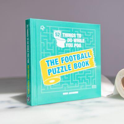 Il Libro per il Bagno con Indovinelli sul Calcio