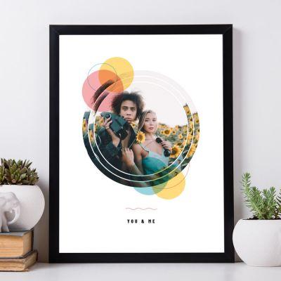Regali di addio - Poster Fotografico Personalizzabile