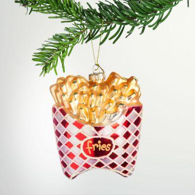 Addobbi Natalizi - Palla di Natale Patatine