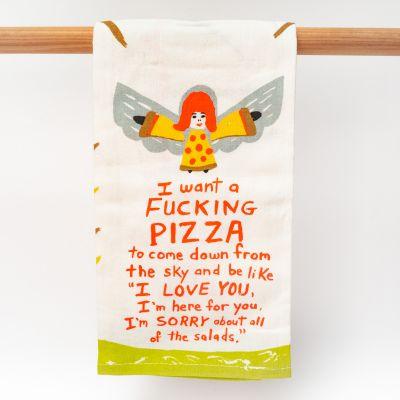Saldi - Strofinaccio Fucking Pizza