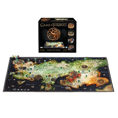 Gioco & Divertimento - Essos - Puzzle 3D Game of Thrones