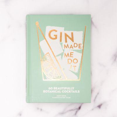 Regali primaverili - Libro Per Cocktail Gin Made Me Do It