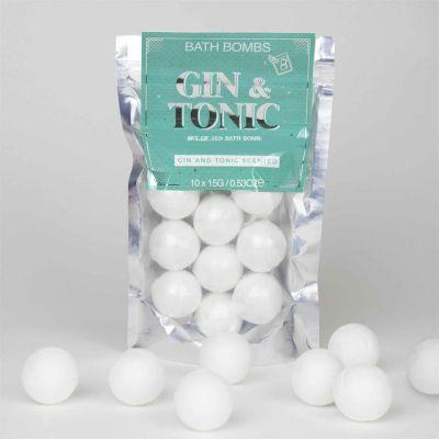 Regali per la Sorella - Bombe da Bagno Gin Tonic
