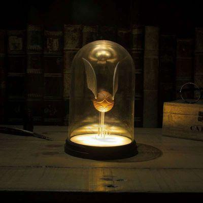 Idee regalo - Lampada Harry Potter Boccino d'Oro