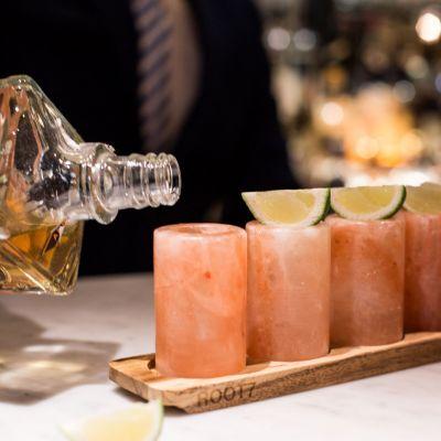 Tazze & Bicchieri - Bicchierini da Shot di Sale dell'Himalaya