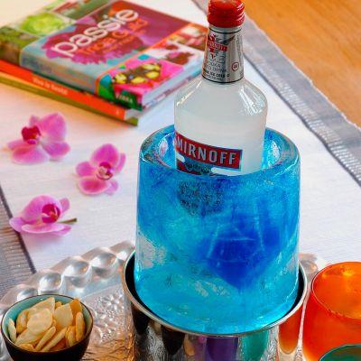 Bar & Accessori  - Ice Cooler Raffreddatore Per Bottiglie Creativo