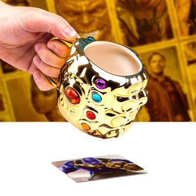 Regali di Natale - Tazza guanto Avengers infinity war