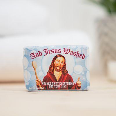 Cose Pazzesche - Saponetta di Gesù