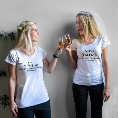 Abbigliamento & Accessori - Maglietta Addio al Nubilato Personalizzabile
