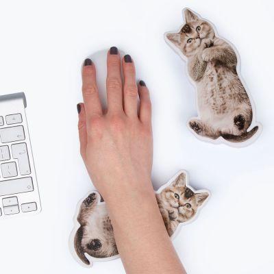 Gioco & Divertimento - Supporto Polso Anti Stress Cane o Gatto