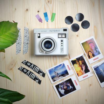 Macchinette & Foto - Macchina fotografica istantanea Lomo'Instant Automat