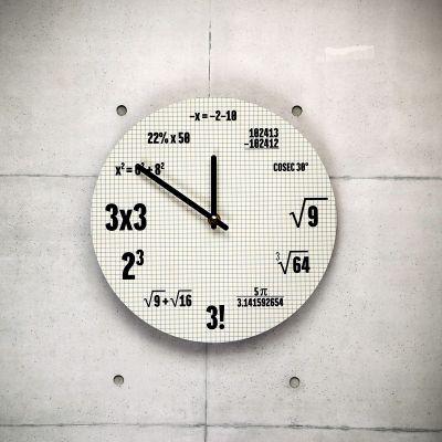 Orologi - Orologio Formule Matematiche