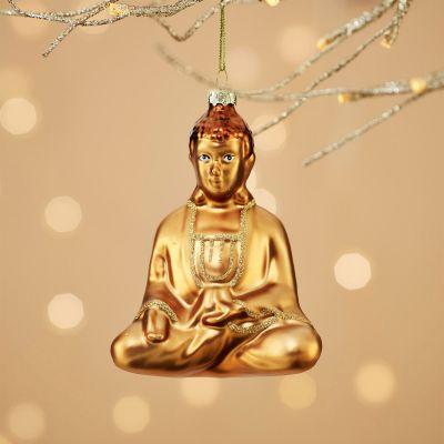 Addobbi Natalizi - Palla di Natale Buddha