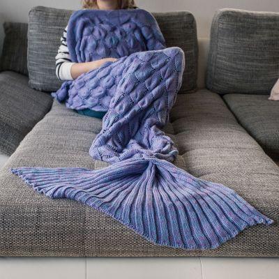 Regali per un'Amica o per la Fidanzata - Plaid Sirena